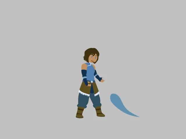 Watch and share The Legend Of Korra GIFs and Flash Animation GIFs by shrugging on Gfycat
