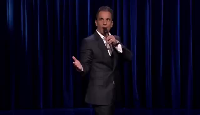 Watch and share Sebastian Maniscalco Stand-Up GIFs on Gfycat