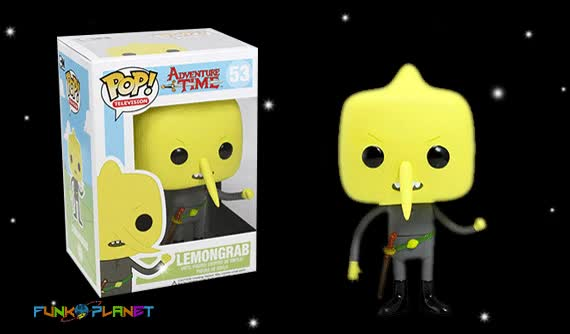 Watch and share Product DescriptionFunko Pop Vinyl Lemongrab GIFs on Gfycat