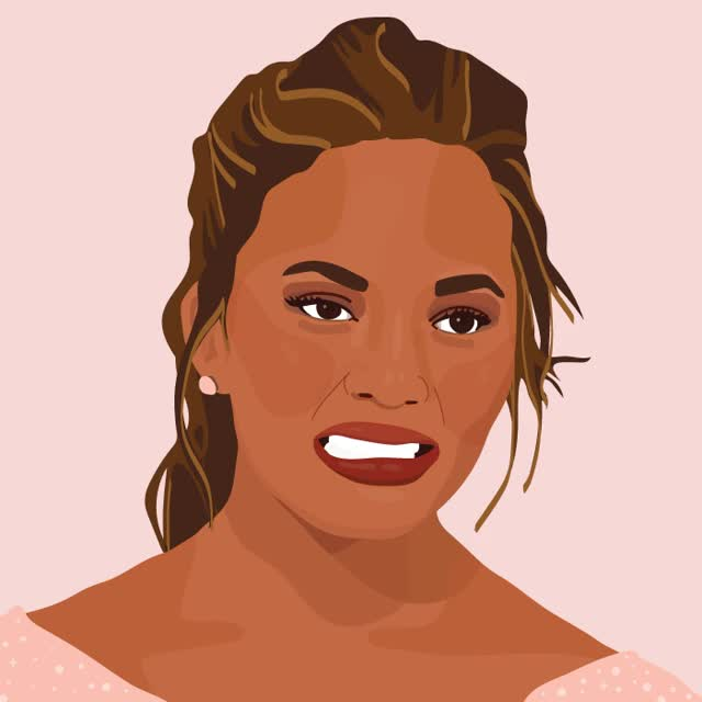 Watch this chrissy teigen GIF by The GIF Smith (@sannahparker) on Gfycat. Discover more 2015, animation, awkward, chrissy teigen, cringe, golden globes, julie winegard, yikes GIFs on Gfycat