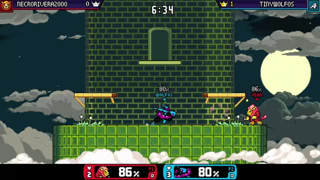 Watch and share TinyWolfos RivalsofAether 20191122 19-33-41 GIFs on Gfycat