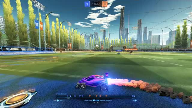 Watch and share Rocket League GIFs by hattrickswayze on Gfycat