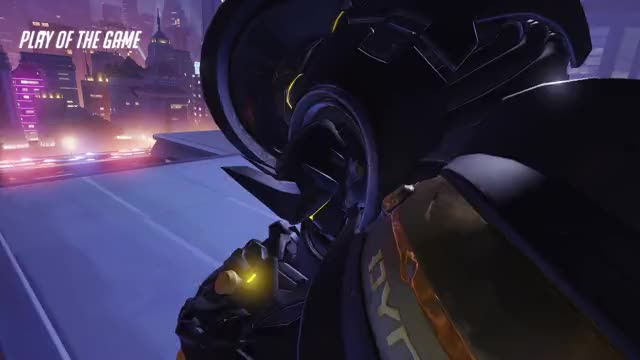 Watch and share Overwatch GIFs and Reinhardt GIFs by chefhannibal on Gfycat