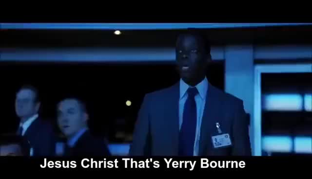 Watch and share Jesus Christ It's Jason Bourne GIFs by npvalle on Gfycat