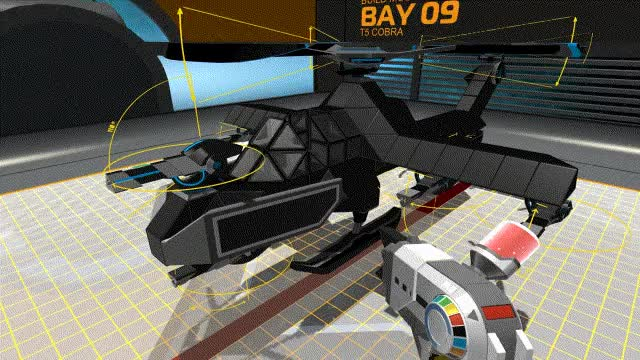 ROBOCRAFT     Topic: My Colorful Investigation GIFs