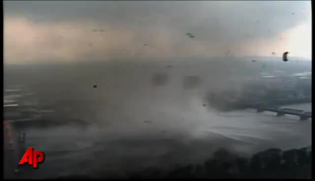 tornado, Springfield Tornado GIFs