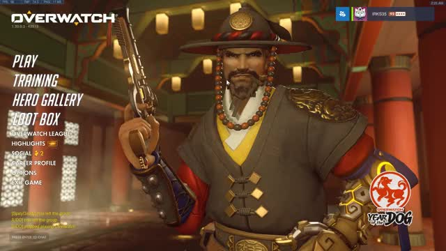Watch and share Overwatch 2018-02-10 02-25-59 GIFs on Gfycat