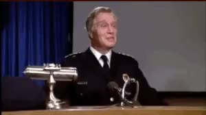 Watch and share Police Academy Star George Gaynes Dies At 98 GIFs on Gfycat