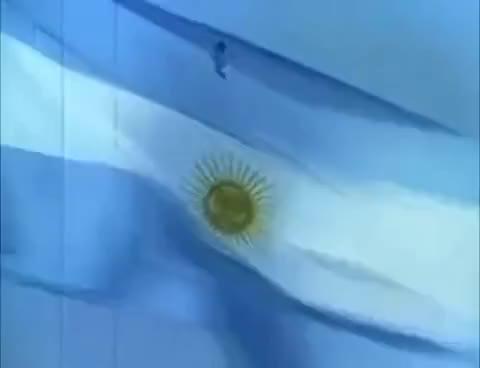 Watch and share Bandera Argentina Gif GIFs on Gfycat