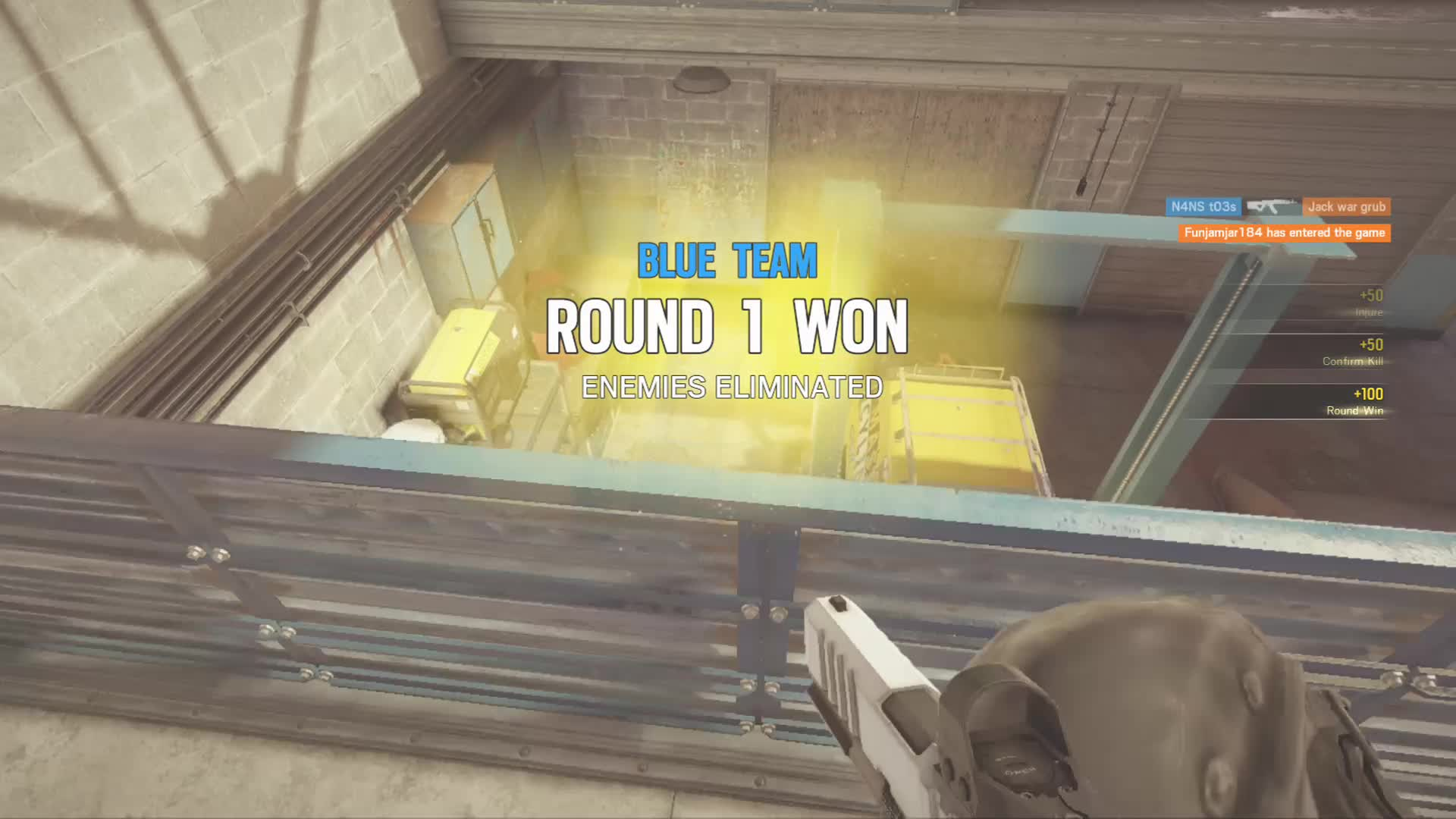 N4NS t03s, TomClancysRainbowSixSiege, gamer dvr, xbox, xbox one, Me first ace on camera  GIFs