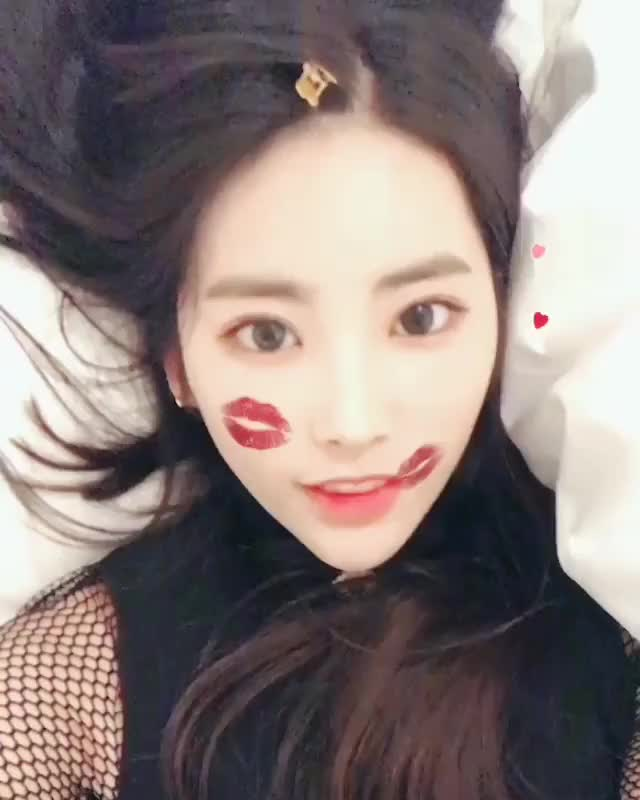 Watch and share Heehyun Bed Flirt GIFs by Brut on Gfycat
