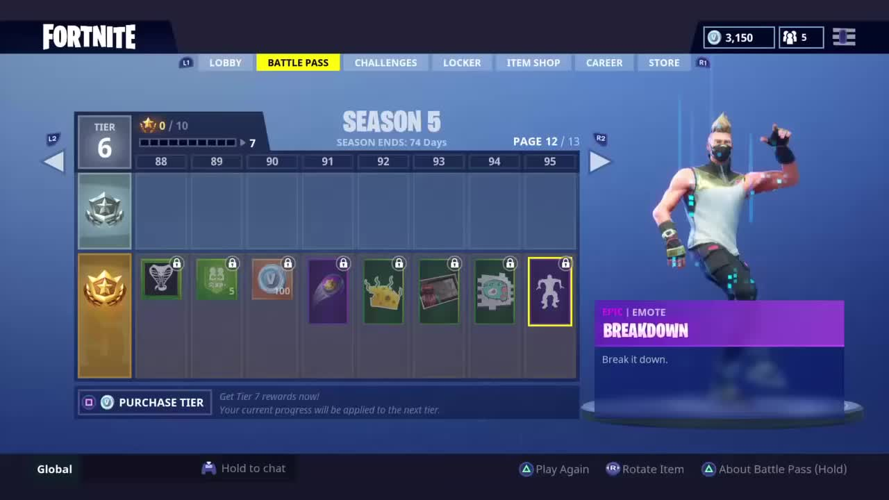 New Dance Fortnite Gifs Search Search Share On Homdor