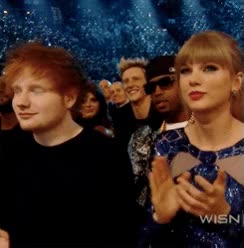 "Watch ""–Ed Sheeran GIF on Gfycat. Discover more ed sheeran, taylor swift GIFs on Gfycat"