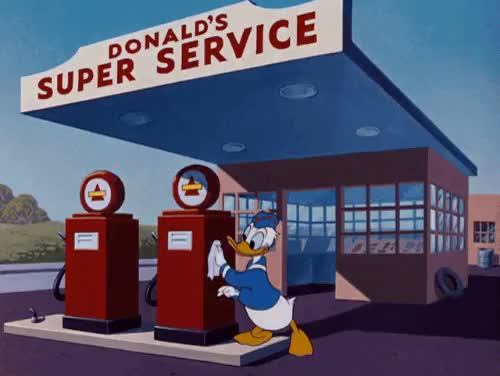 Watch and share Donald Duck Gif GIFs and Lucky Number GIFs on Gfycat