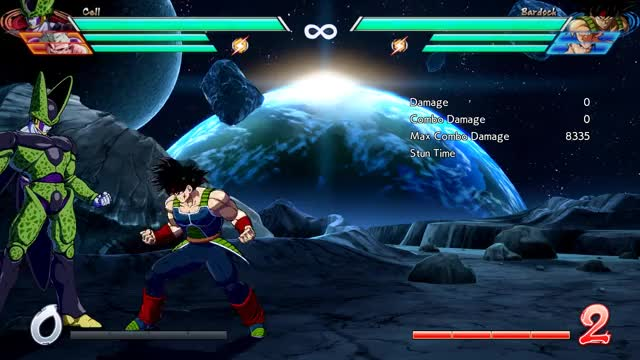 Watch and share Bardock Corner Super Into BnB GIFs by robro on Gfycat