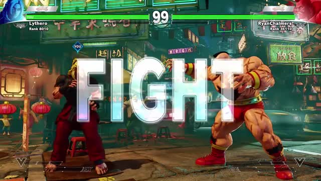 SFV - THE BESTEST KEN PLAYER EVER!