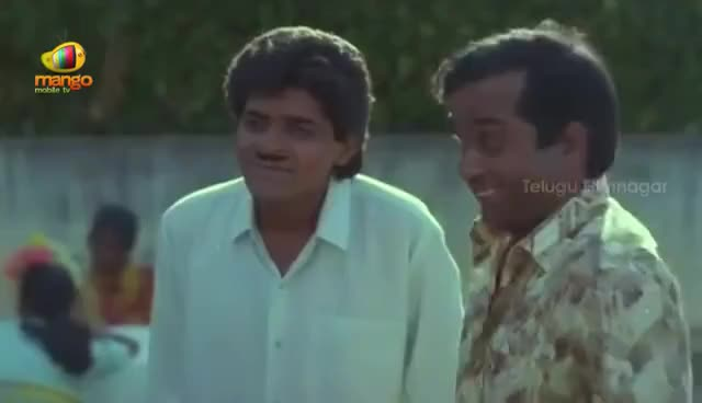 Watch and share Ali Funny Trademark Expressions - Mayalodu Comedy Scenes - Brahmanandam GIFs on Gfycat