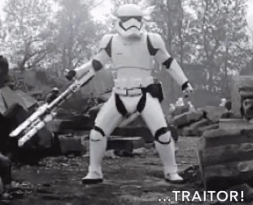Watch and share The Popular Tr8r Starwars GIFs on Gfycat