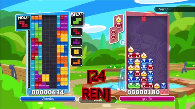 Watch Wumbo 24 Combo GIF on Gfycat. Discover more crown tetris, grand master tetris, pro puyo, pro tetris, ps4 tetris, tetris finals, tourney, wumbo, тетрис, تتريس GIFs on Gfycat