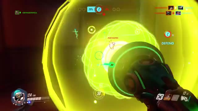 Watch He fuckin thought GIF on Gfycat. Discover more overwatch, ps4share, sony interactive entertainment GIFs on Gfycat