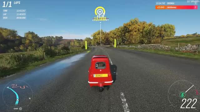 Watch and share Forza Horizon 4 Insane 360 Peel P50 Flip GIFs by lt_bonez on Gfycat
