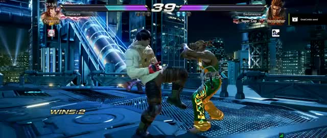 Watch Tekken 7 Backdash Legend GIF by Ahmad Hakim (@osamacare) on Gfycat. Discover more related GIFs on Gfycat