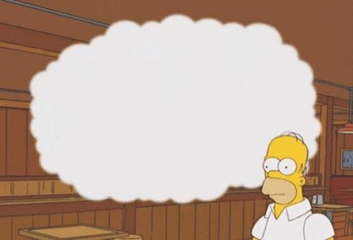 thesimpsons, Homer mathematics GIFs