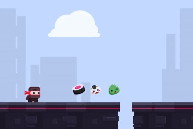 Watch and share Ninja Game GIFs and Mobile GIFs by Binong on Gfycat
