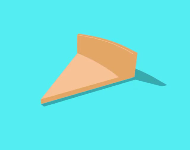 Watch and share Animated Cheesecake Cel Shading Flat Design Cinema GIFs on Gfycat