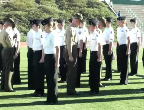 Watch and share Drill Instructors GIFs and Marine Corps GIFs on Gfycat