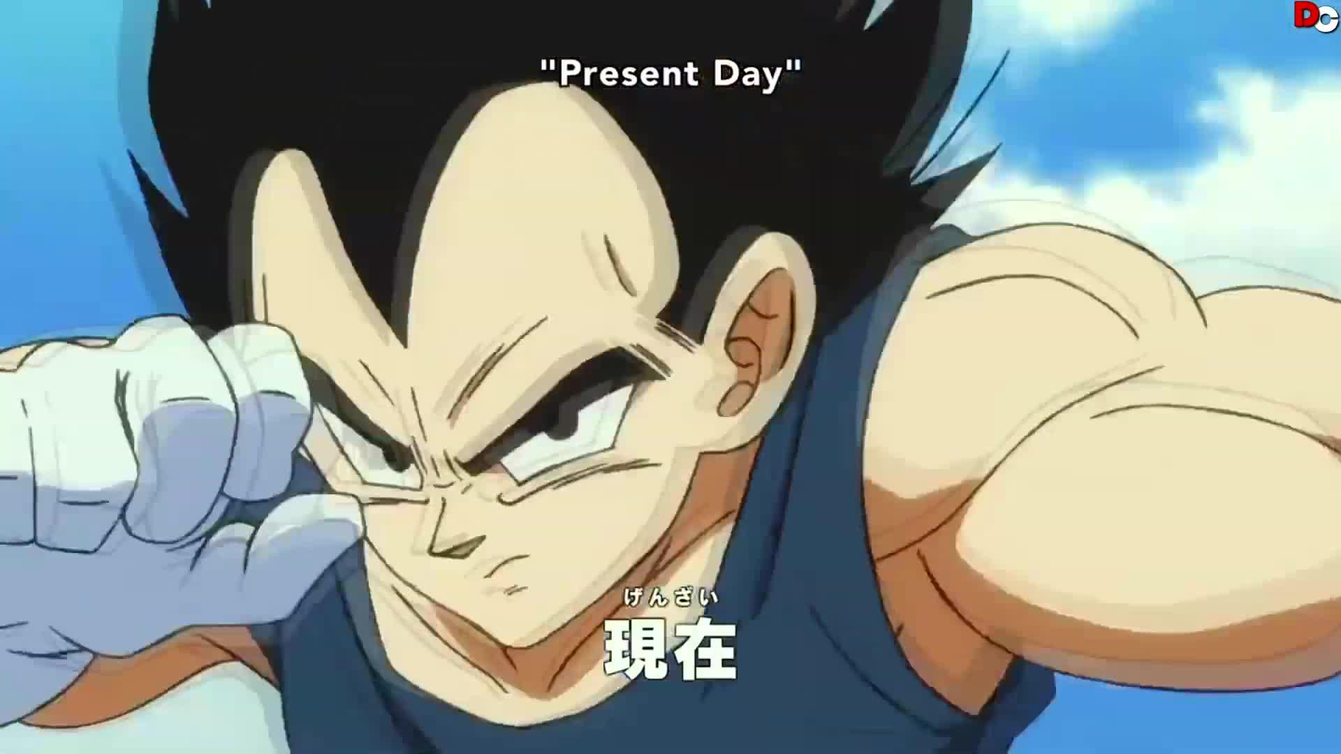Dragon Ball Super Broly Goku Vs Vegeta