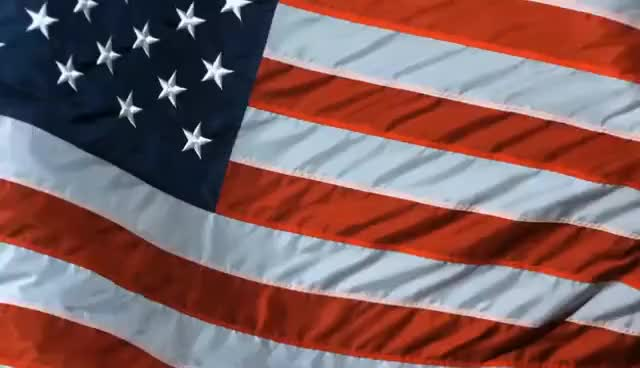 Watch and share [10 Hours] American Flag Waving, Video & Audio [1080HD] SlowTV GIFs on Gfycat
