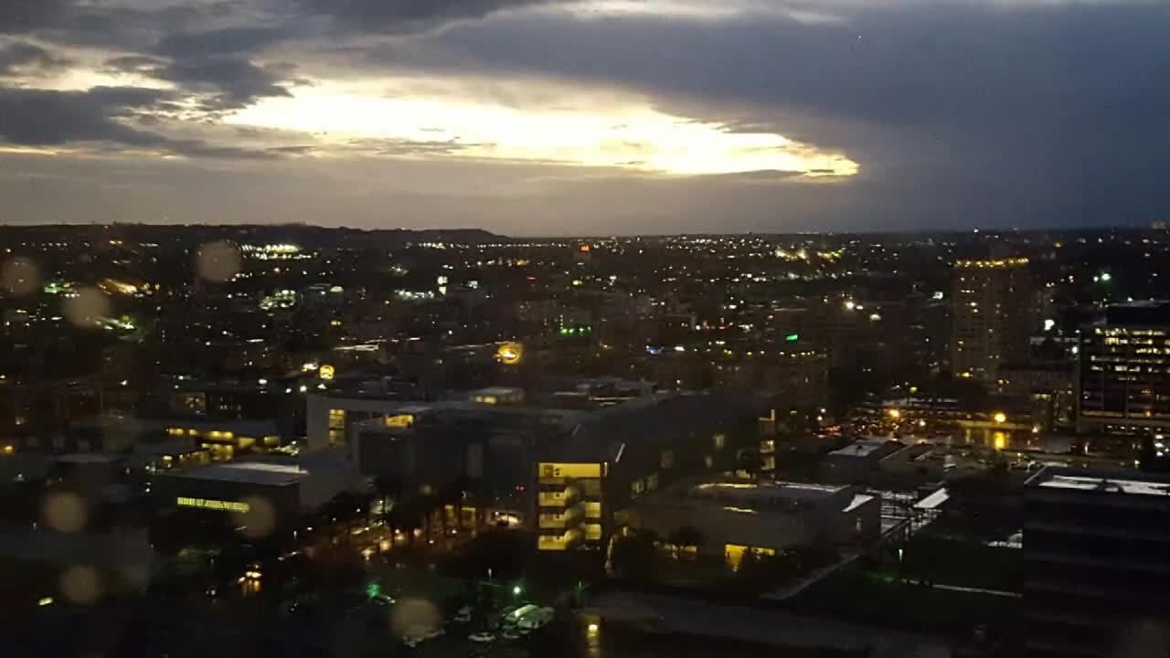 I just created this video with Lapse It, check it out., losangeles, 1/6 storm and sunset GIFs
