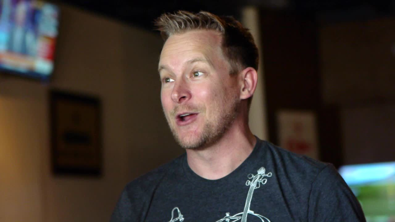 brian brushwood, reaction, scam school, oh dis gon be good GIFs