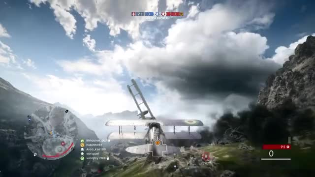 Battlefield™ 1 - Most beautiful death GIF by Reactions (@sypher0115