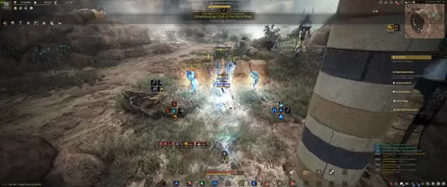 Black Desert Mystic vs Tamer at Cadrys GIF by (@jetforcef22) | Find