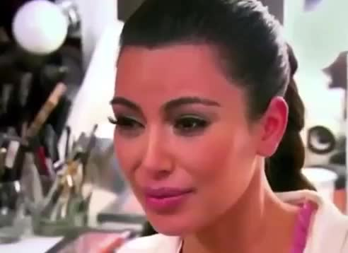 boohoo, cry, emo, emotional, hurt, kardashian, keeping, kim, sad, tear, the, up, with, Kim Kardashian Best Crying Moment GIFs