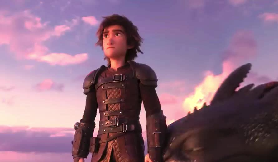 attention, come, dragon, hey, hidden, how, ignore, ignoring, it, me, move, on, pet, slow, stop, the, to, train, world, your, HOW TO TRAIN YOUR DRAGON: THE HIDDEN WORLD GIFs