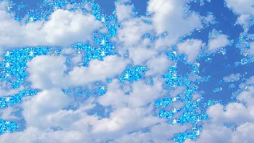 Watch and share Cute Glitter Kawaii Sky Clouds Pastel Pale Seapunk Icepunk Webpunk Netart GIFs on Gfycat