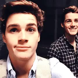 Watch and share Finn Harries GIFs and Jack Harries GIFs on Gfycat
