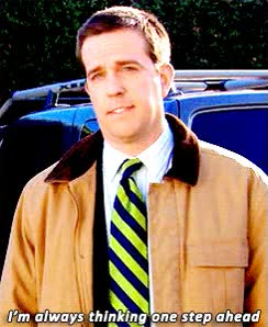 Watch and share Andy Bernard The Office Gif GIFs on Gfycat