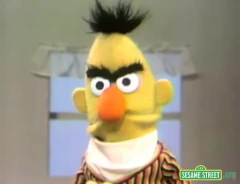 Bert Angry Gif Find Make Share Gfycat Gifs