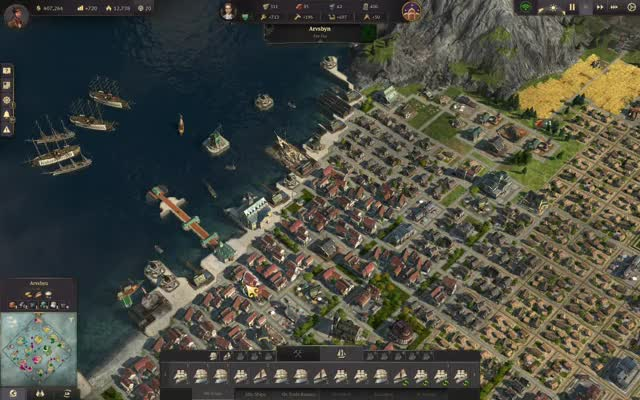 Watch and share Anno 1800 GIFs by Bustrak on Gfycat