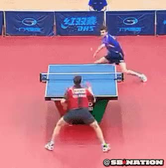 Watch and share Ttabletennis Medium GIFs on Gfycat