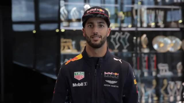 Watch and share Daniel Ricciardo Smile GIFs on Gfycat