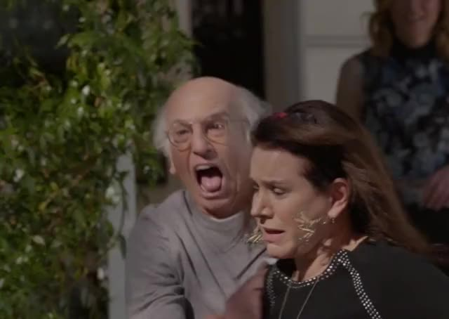 Watch and share Curb Your Enthusiasm GIFs and Larry David GIFs by Reactions on Gfycat
