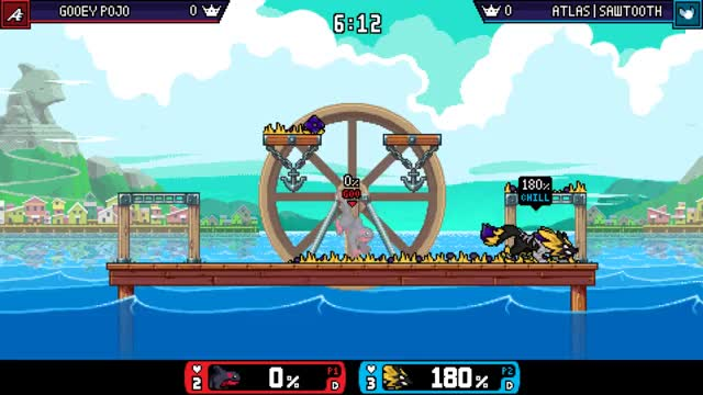Watch and share Rivals Of Aether GIFs and Sylvanos GIFs by sawtoothraven on Gfycat