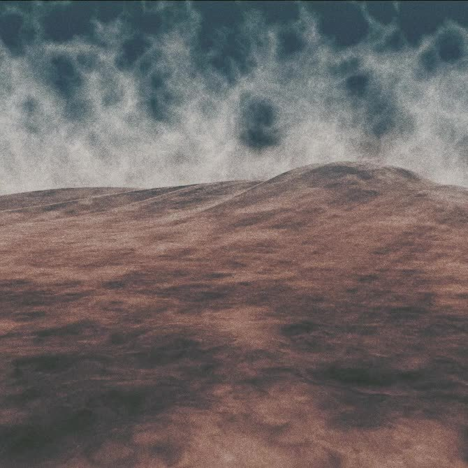 3d, animation, fractalgifs, Animated Landscape #2 GIFs