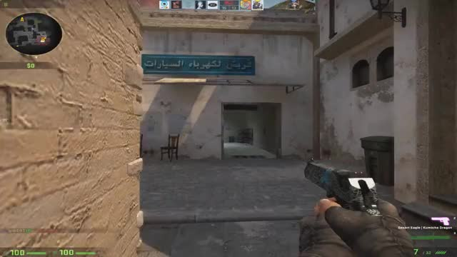 Watch and share CSGO: Deagle 4k ?!?!?!?!? GIFs by wokawoka on Gfycat