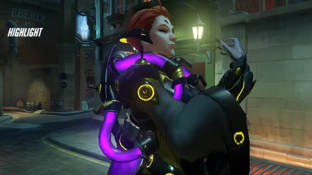 Watch bye Genji GIF by @linaluvscupcakes on Gfycat. Discover more Moira, Overwatch, bye Felicia GIFs on Gfycat